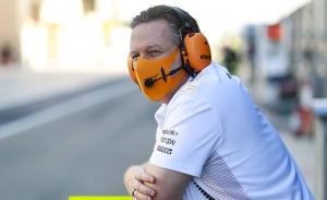 Zak Brown, positivo por COVID-19, se perderá el GP de Gran Bretaña