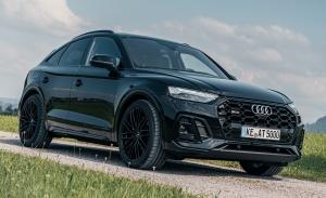 El Audi SQ5 TDI se acerca a los 400 CV gracias al preparador ABT Sportsline