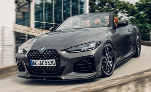 AC Schnitzer presenta novedades para el BMW Serie 4 Cabrio 2022