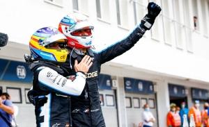 Alpine se encomienda a la lluvia en Spa: «El circuito se adapta menos al coche»
