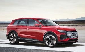 Exclusiva: Un documento interno confirma oficialmente el nombre del Audi Q6 e-tron