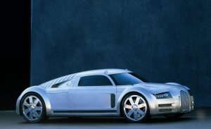 Amores de juventud: el Audi Rosemeyer Supersportwagen