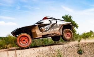 El Audi RS Q e-tron evoluciona tras ocho días de test en España