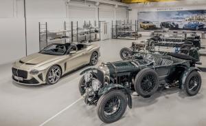 Sale de producción el primer Bentley Mulliner Bacalar