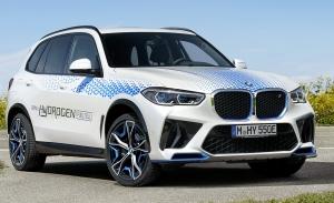 BMW iX5 Hydrogen, un SUV alimentado por hidrógeno y basado en el X5