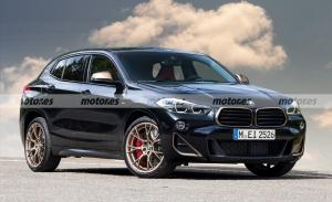 El BMW X2 M35i será más deportivo en 2022, adelanto de una edición especial