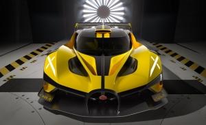 El salvaje Bugatti Bolide llegará al mercado como la edición más radical del Chiron
