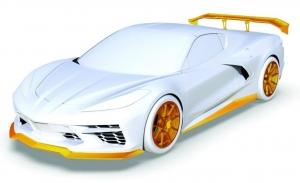 El Chevrolet Corvette estrena versión más agresiva y radical gracias a Callaway