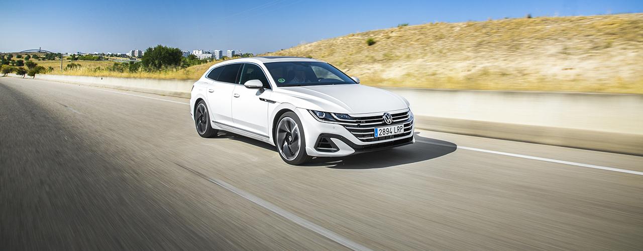 Prueba Volkswagen Arteon Shooting Brake 2021, bienvenido a la familia (con vídeo)