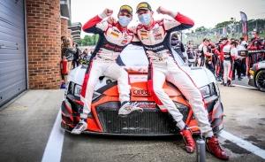 Dries Vanthoor y Charles Weerts revalidan el título de la Sprint Cup
