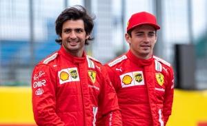 Ferrari considera que Sainz y Leclerc son «la mejor alineación de la F1»