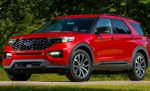 Ford Explorer ST-Line, un plus de deportividad sin llegar al extremo