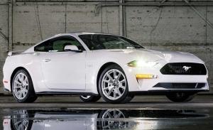 El nuevo Ford Mustang Ice White Edition homenajea una inesperada versión del Mustang