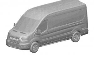 ¿Un Ford Transit Raptor? Ford estudia una agresiva variante off-road de su mítica furgoneta