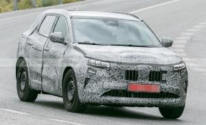 El nuevo Renault Kadjar 2022 se deja ver más ligero de camuflaje que nunca