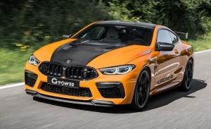 G-Power G8M Hurricane RR, el BMW M8 se convierte en una bestia brutal