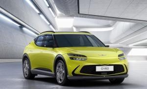 Llega el nuevo Genesis GV60 2022, el crossover eléctrico compacto Premium