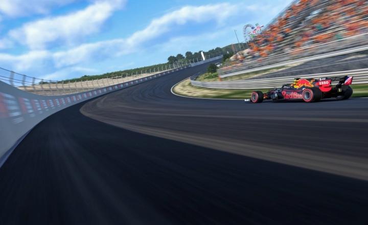 Gran Premio de Países Bajos, circuito de Zandvoort