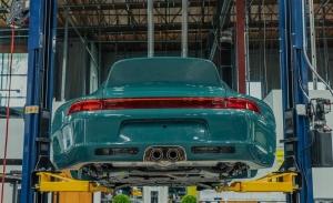 Gunther Werks anuncia el primero de los radicales 993 Speedster Remastered de +440 CV