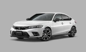 El nuevo Honda Civic estrena un agresivo kit de carrocería firmado por Mugen