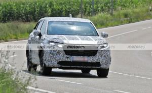 Nuevas fotos espía del Honda CR-V Hybrid 2023 desvelan interesantes detalles