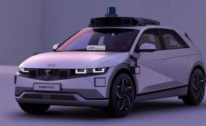 Hyundai presenta el nuevo IONIQ 5 Robotaxi, un coche autónomo de nivel 4