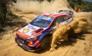 Hyundai Motorsport confirma todos sus pilotos para el Acrópolis Rally