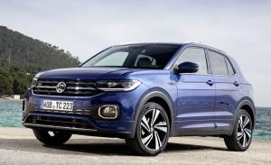 Italia - Julio 2021: Mes brillante del Volkswagen T-Cross