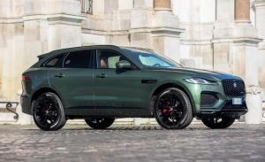 El Jaguar F-PACE estrena dos nuevas ediciones especiales en Italia