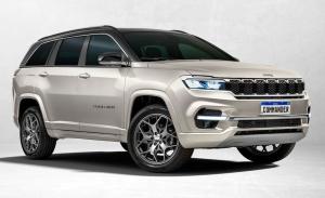 Jeep Commander 2022, un Compass de 7 plazas destinado a Sudamérica