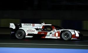 Kamui Kobayashi logra la pole de las 24 Horas de Le Mans 2021 con el Toyota #7