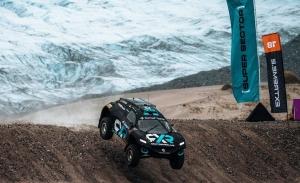 Kristoffersson y Taylor defienden su liderato de Extreme E en el Arctic X-Prix
