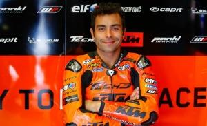 KTM ofrece sitio a Danilo Petrucci en su equipo para el Dakar 2022