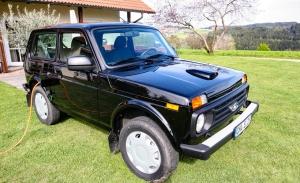 El incombustible Lada Niva ahora también 100% eléctrico y por muy poco dinero