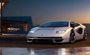 La producción del Lamborghini Countach se agota, a pesar de su elevado precio