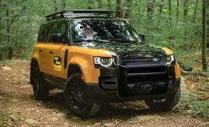 El Land Rover Defender Trophy Edition, un homenaje a la mítica carrera