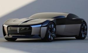 Lincoln Anniversary Concept, mirando al futuro de los coches de lujo