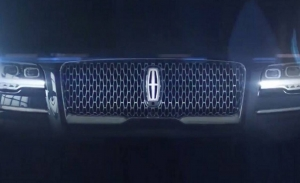 Desvelado el frontal del nuevo Lincoln Navigator 2022 en su último vídeo teaser