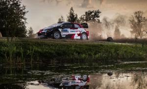 Lista de inscritos del Ypres Rally de Bélgica del WRC 2021