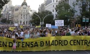 Madrid Central sobrevivirá como Madrid 360, con medidas duras contra los vehículos sin etiqueta ambiental