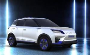 El Mahindra eXUV300, un SUV eléctrico de precio asequible, será una realidad en 2023