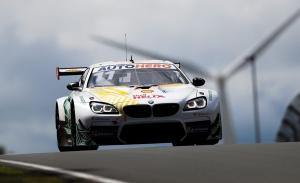 Marco Wittmann se anota la pole dominical en la cita del DTM en Zolder