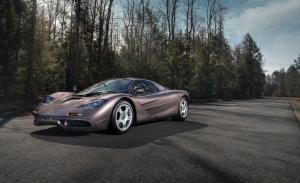 ¡Récord absoluto! Este es el nuevo McLaren F1 más caro de la historia