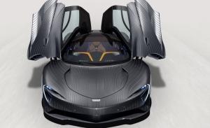 MSO Albert, la creación más exclusiva del primer prototipo del McLaren Speedtail