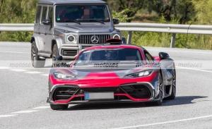 Filtrados parte de los propietarios del nuevo Mercedes-AMG ONE
