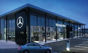 Mercedes transformará los concesionarios tradicionales en agencias en 2023