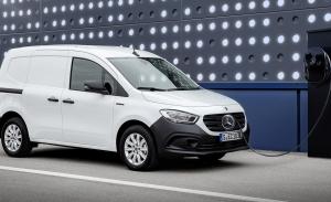 Mercedes eCitan 2022, una furgoneta eléctrica que presume de 285 km de autonomía