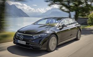 El nuevo Mercedes EQS 2022 ya tiene precios en Alemania