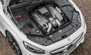 Un informe apunta que Mercedes prescinde temporalmente de los V8 en Estados Unidos