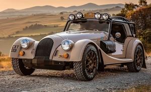 Morgan Plus Four CX-T, preparado para la aventura